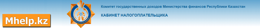 salyk кабинет налогоплательщика Mozilla Firefox на Mhelp.kz