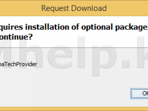 Ошибка The applet requires installation of optional package при входе в БТА-онлайн