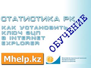 Решено: Как установить сертификат ЭЦП в Internet Explorer