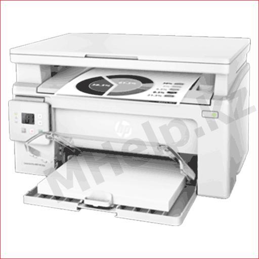 МФУ HP LaserJet Pro MFP M130a не печатает (но сканирует)